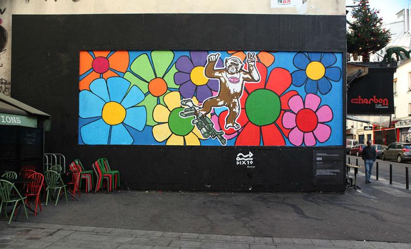 Dix10-streetandgarden-mur