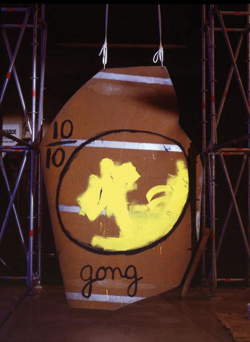 Dix10Museumclass-gong